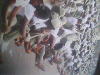 A batallion of corpers at south-west complains of unavailability of jobs and employment