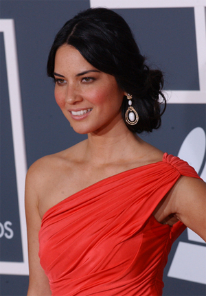 Trendy Short Hairstyles Olivia Munn Formal Hairstyle Prom Hair Ideas For Girls