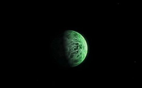 Planeta Alien Wolf 1061c se busca vida