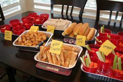 Teen Party Snacks 106
