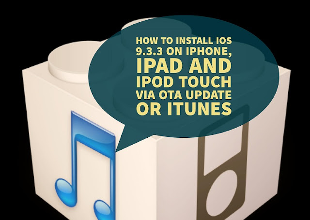 how to update ios on itunes manually