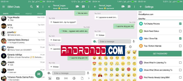 Download BBM Mod Whatsapp v2.13.1.14 Apk