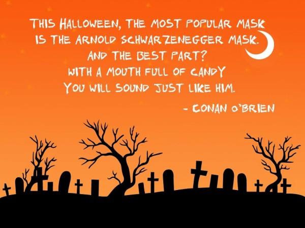 Creepy Halloween Messages