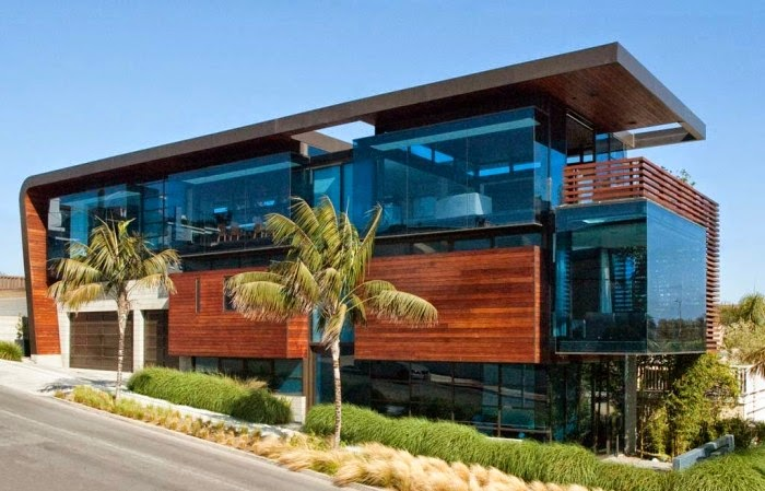 The Ettley Residence Design Rumah Minimalis Natural Modern