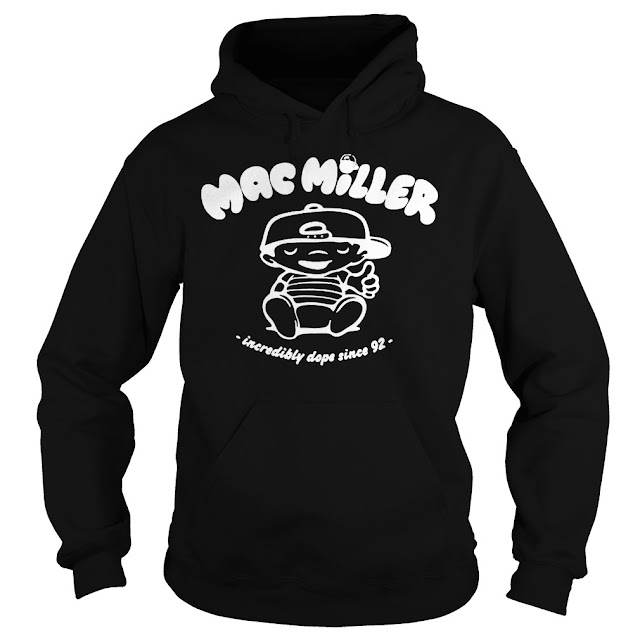 Mac Miller Thum Up T Shirts Hoodie Sweatshirt