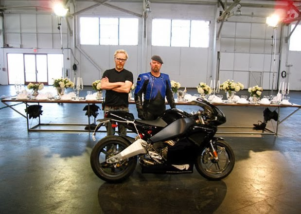Mythbusters Buell