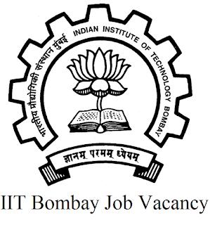 IIT Bombay Job Vacancy May, 2016 Apply here
