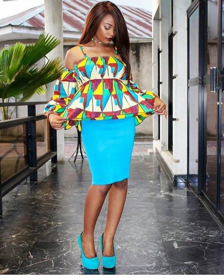 African ,fabrics ,Ankara, dresses ,teens, Designs