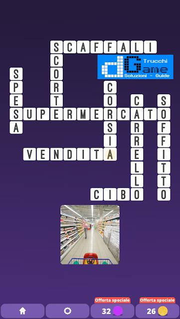 Soluzioni One Clue Crossword livello 12 schemi 2 (Cruciverba illustrato)  | Parole e foto