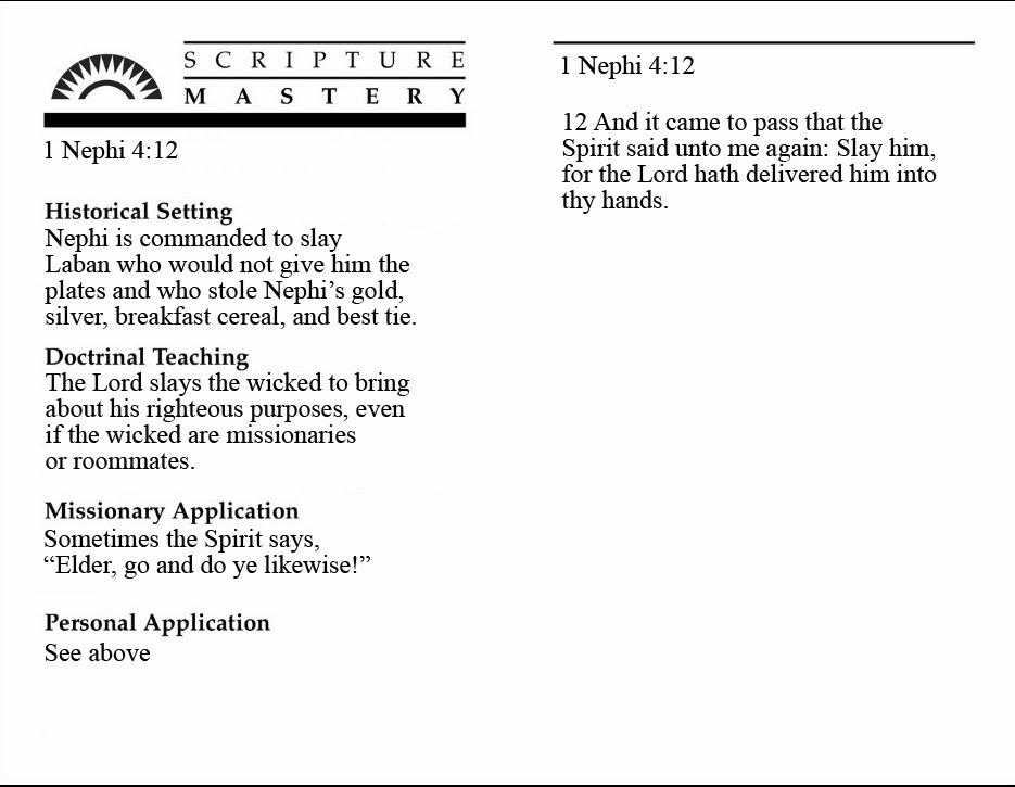 The Mormon Tabernacle Enquirer: SPLINTER CES GROUPS CREATE ...