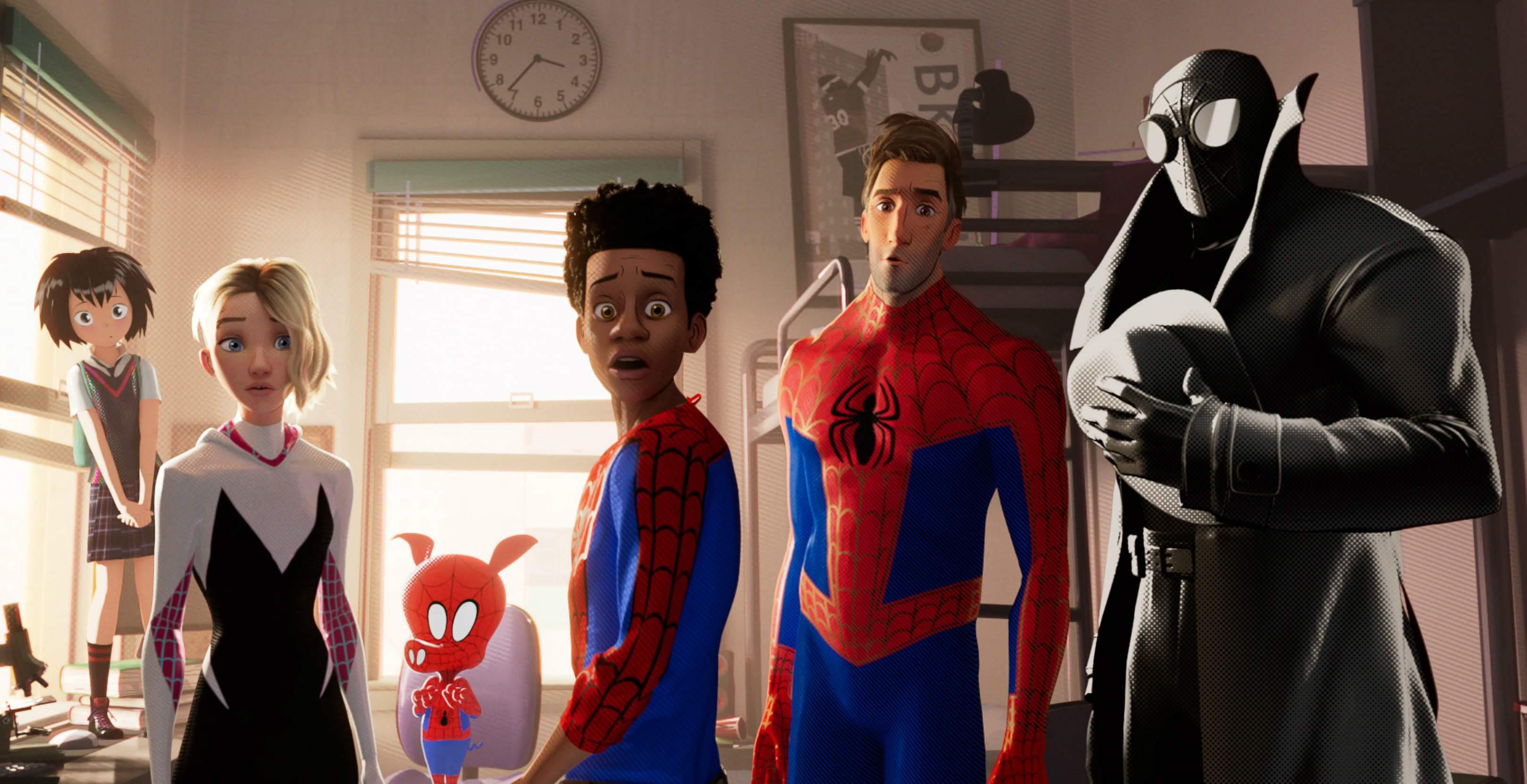 Box Office : 12月14日~16日の全米映画ボックスオフィスTOP5 - アカデミー賞受賞の最有力候補と目されるまでの高い評価を得た「スパイダーマン : イントゥ・ザ・スパイダーバース」が、純粋なアニメ作品としては、12月公開映画史上最高の封切り成績を記録する跳躍を果たした初登場第1位 ! !