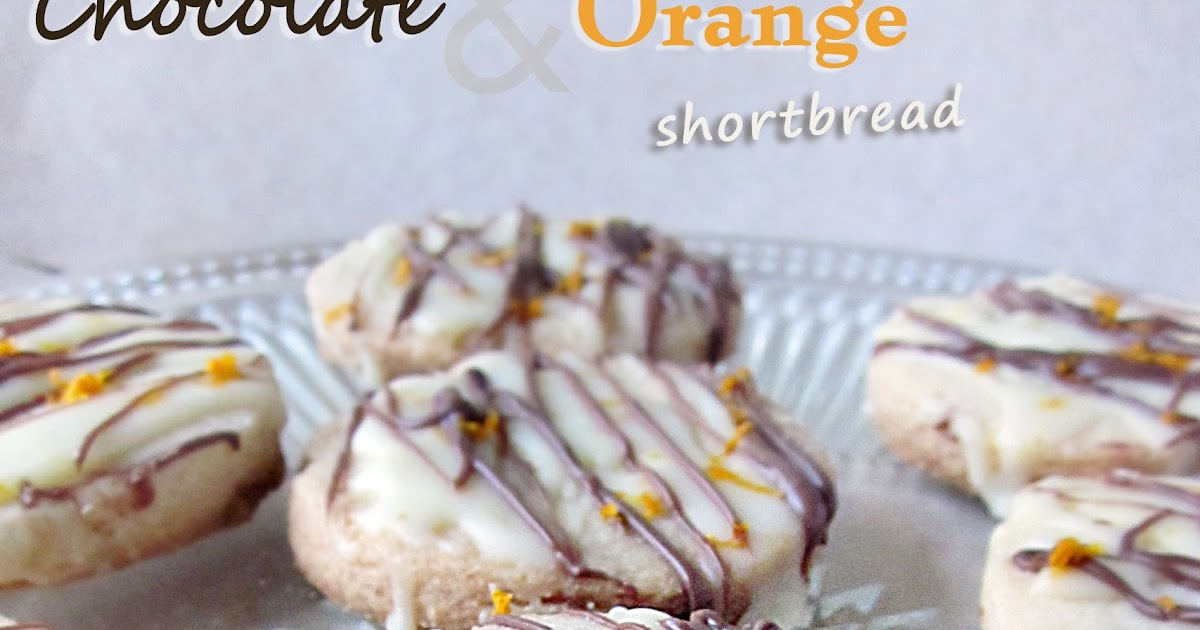 Diddles And Dumplings Chocolate Amp Orange Shortbread