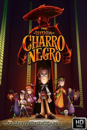 La Leyenda Del Charro Negro [1080p] [Latino] [MEGA]