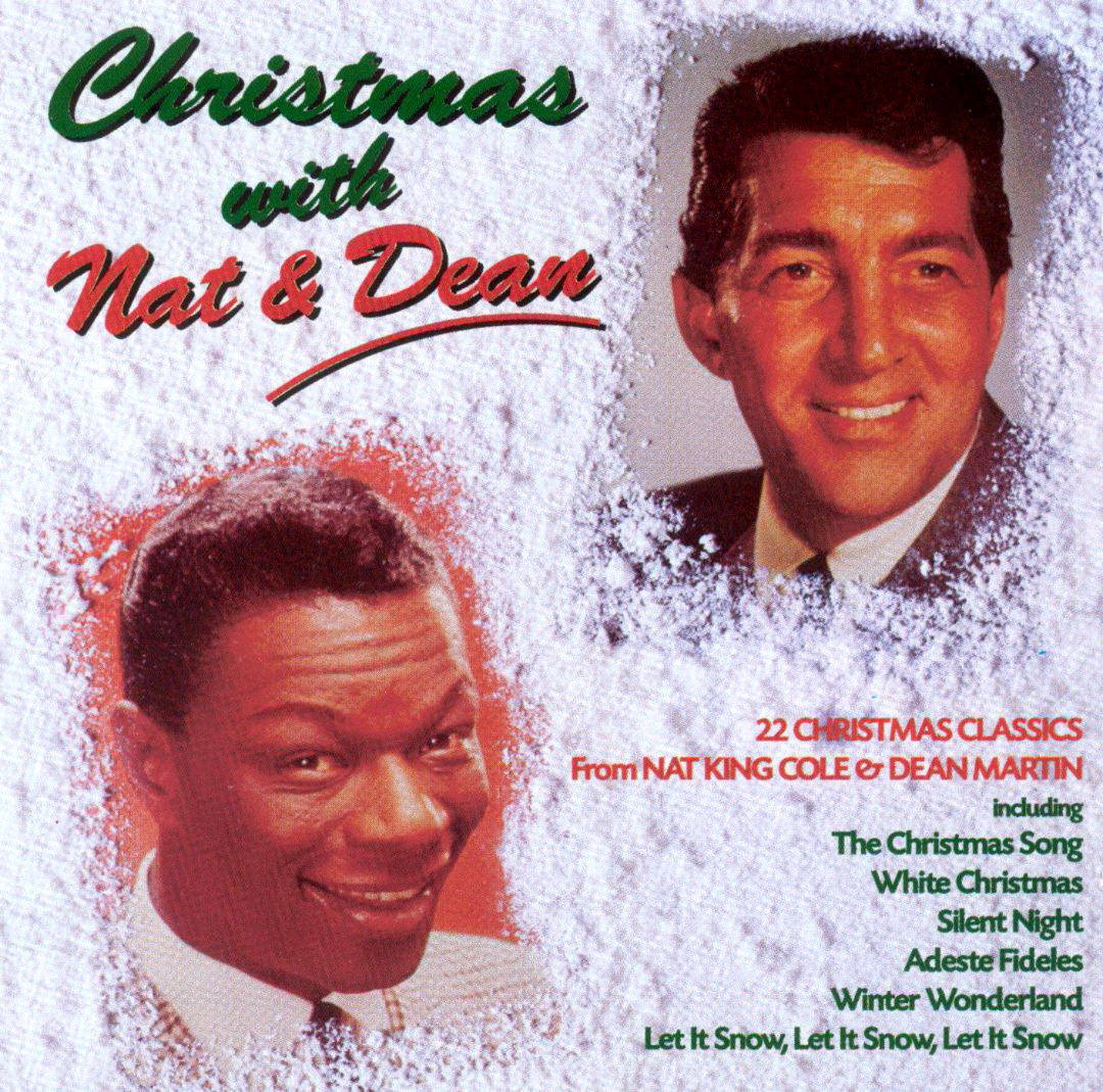 Dean Martin White Christmas.With The Song Of Life Nat King Cole Dean Martin