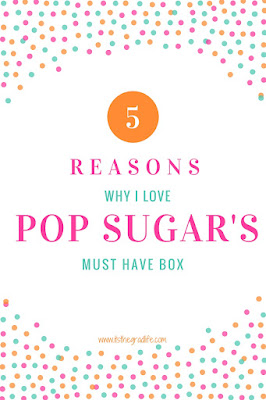 July: POPSUGAR'S Must-Have Box