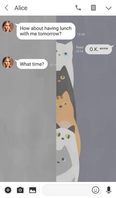Order cat