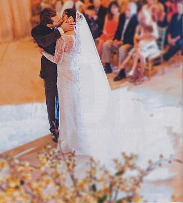 Once Upon A Gown: Matthew McConaughey's Wedding