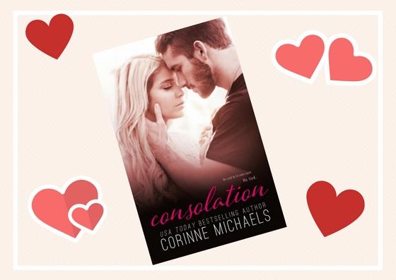 """Jak pokochać książkę i znienawidzić autorkę , czyli przedpremierowa recenzja książki """"Consolation"""""""