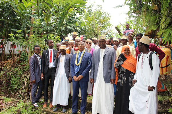 © Service de Presse de l'Ambassade de France aux Comores