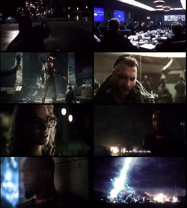 Suicide Squad 2016 English HDTS