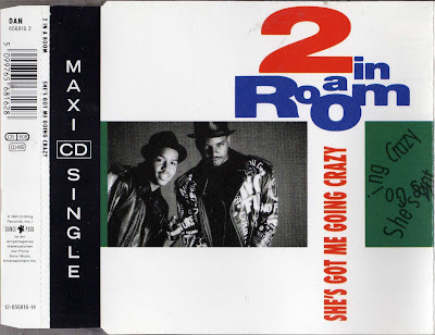 2 In A Room – She's Got Me Going Crazy (1991) (CDM) (FLAC + 320 kbps)