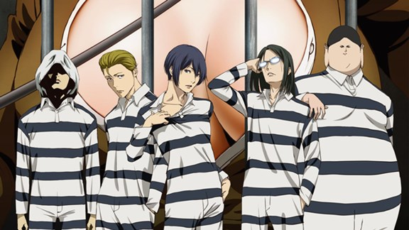 Di dalam sekolah ada sistem Penjara sungguhan :p