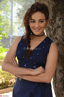 Seerat Kapoor Stunning Cute Beauty in Mini Skirt  Polka Dop Choli Top ~  Exclusive Galleries 038.jpg