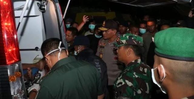 Jimmy Aritonang Lolos dari Pembantaian KKB di Nduga Papua setelah Pura-pura Mati