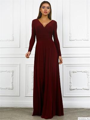Vestidos de Moda Largos