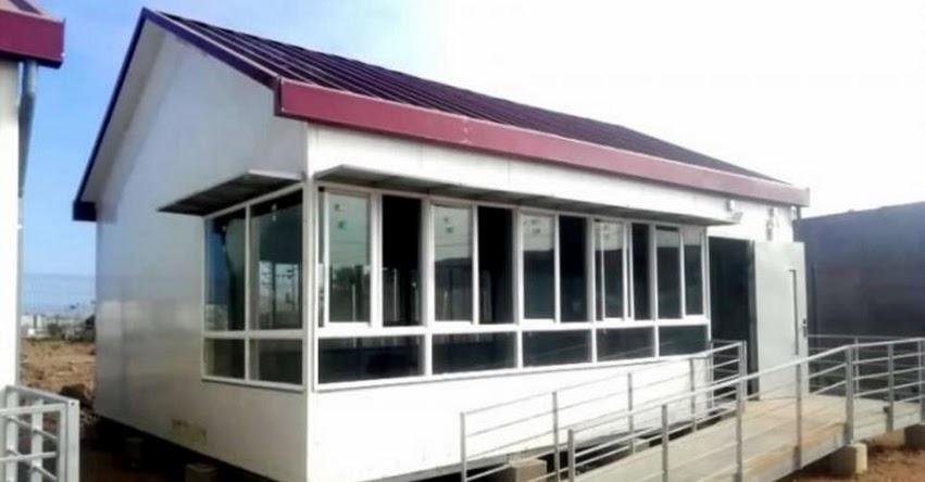 MINEDU instalará módulos educativos en colegio Ramiro Ñique de Moche - La Libertad