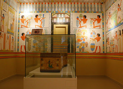 Museu Egípcio e Rosacruz de Curitiba: múmia egípcia Tothmea