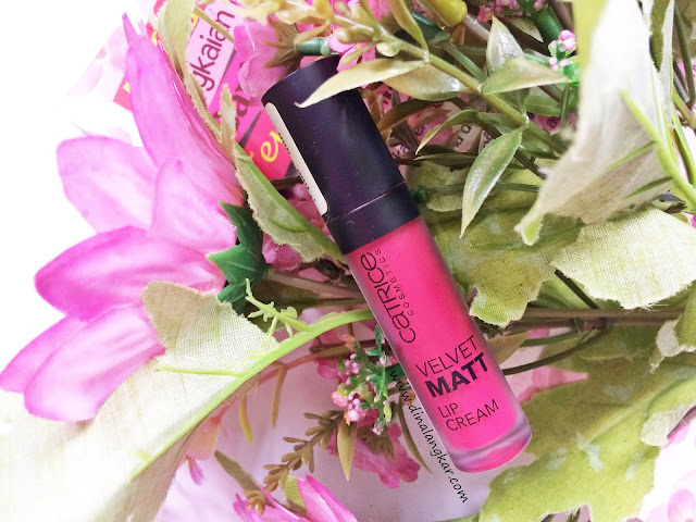 Catrice lip matt velvet #050Brooklyn Pink-ster (Review)