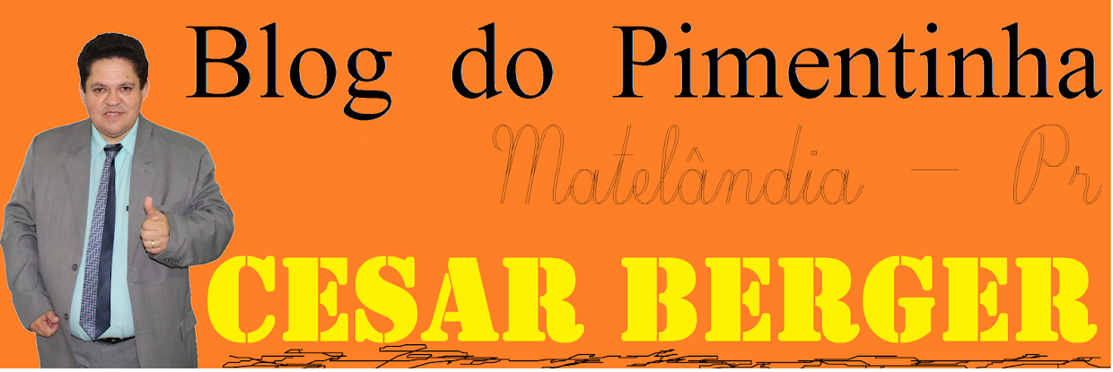 BLOG DO PIMENTINHA