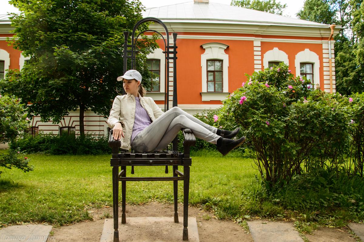 Алиса в стране чудес в Петропавлоской крепости
