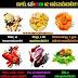 Egyél színesen az egészségedért!