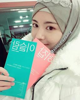 Pecinta Korea Muslim