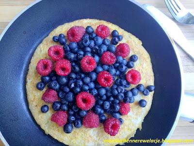 omlet owsiany