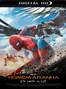 Homem-Aranha – De Volta ao Lar 2017 Torrent Download – BluRay 720p e 1080p 5.1 Dublado / Dual Áudio