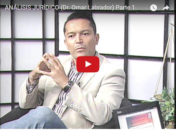Falleció Omar Labrador