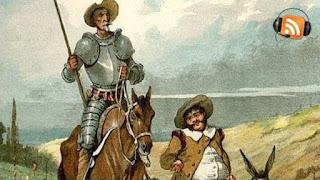 El Quijote de Miguel de Cervantes (cine para invidentes)