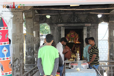Lord Murugan Deity