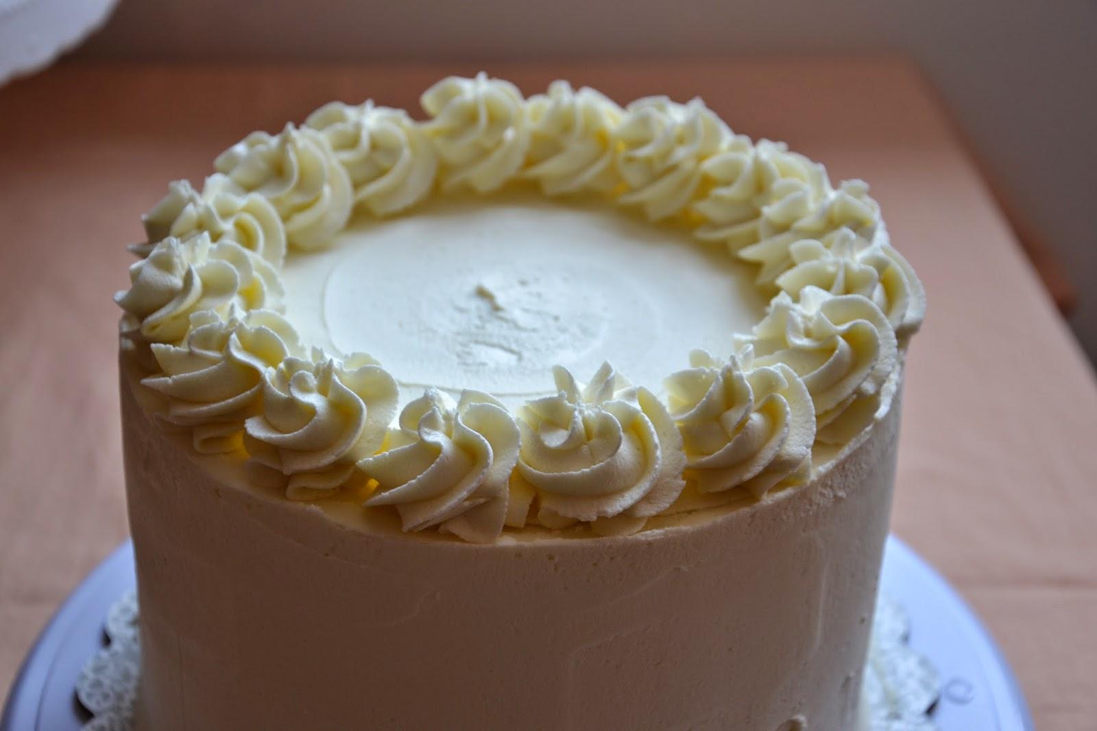 raffaello chocolate cake