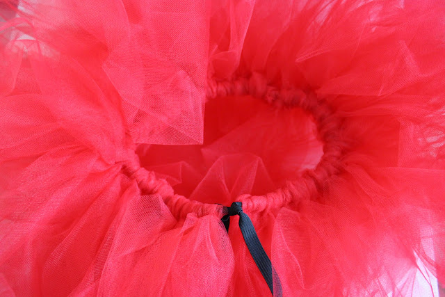 how to sew a tutu