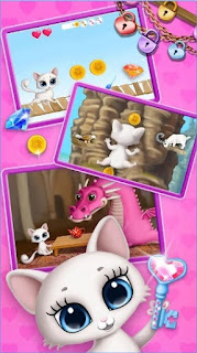 Game Kitty Meow Meow - My Cute Cat Apk