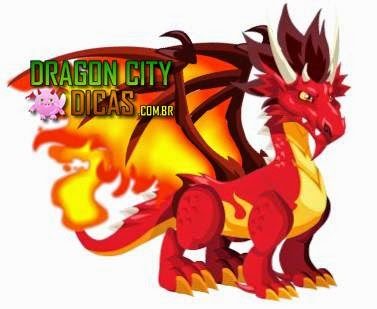 Dragão de Chamas ( Flame Dragon )