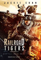 Railroad Tigers (2017) - Poster