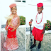 Nigerian celebrity kids in native attires for Independence day celebration (Photos)