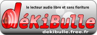 DéKiBulle Logo
