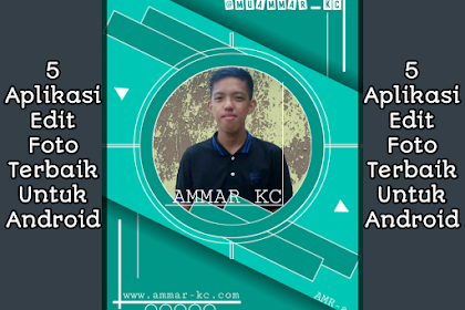 5 Aplikasi Edit Gambar Terbaik Untuk Android 2018