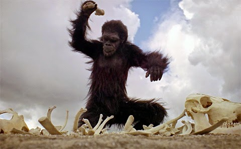 2001: A Space Odyssey, Dawn of Man sequence (1968)